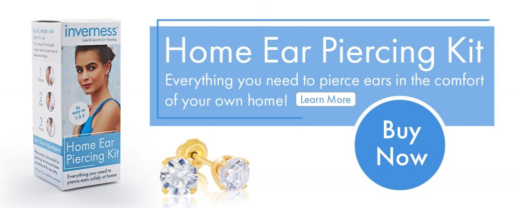 Inverness Ear Piercing Locations Jewelry Information